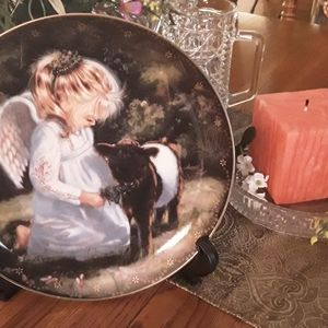 """Donna Brooks Limited Edition """"An Angel's Caring"""""""